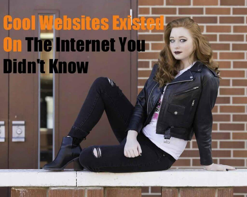 Most Amazing Cool Websites Existed On The Internet You Didn't Know