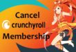 How to Cancel Crunchyroll Subscription