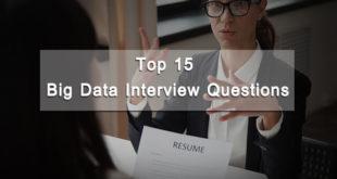 Big Data Interview